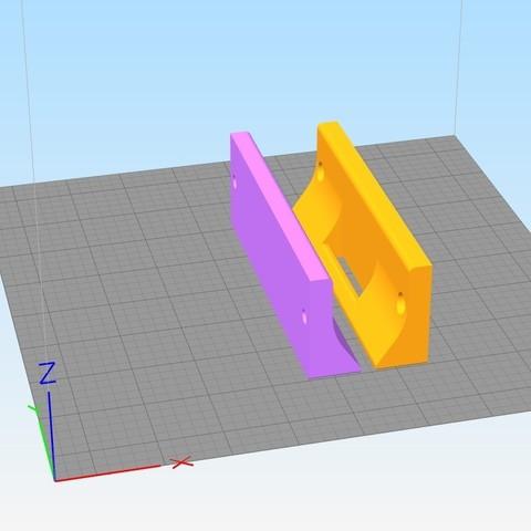 Untitled 2.jpg Download free STL file VTOL VR 3D printed VIVE controller addon • 3D printer design, 3D_Bus_Driver