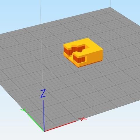 Download free 3D model VTOL VR 3D printed VIVE controller