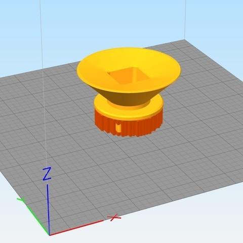 Untitled 4.jpg Download free STL file VTOL VR 3D printed VIVE controller addon • 3D printer design, 3D_Bus_Driver