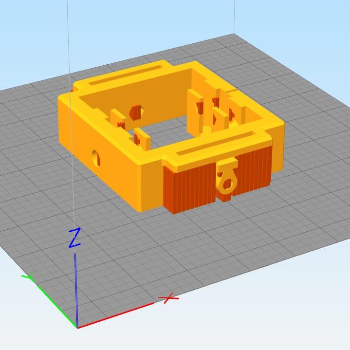 Untitled 7.jpg Download free STL file VTOL VR 3D printed VIVE controller addon • 3D printer design, 3D_Bus_Driver