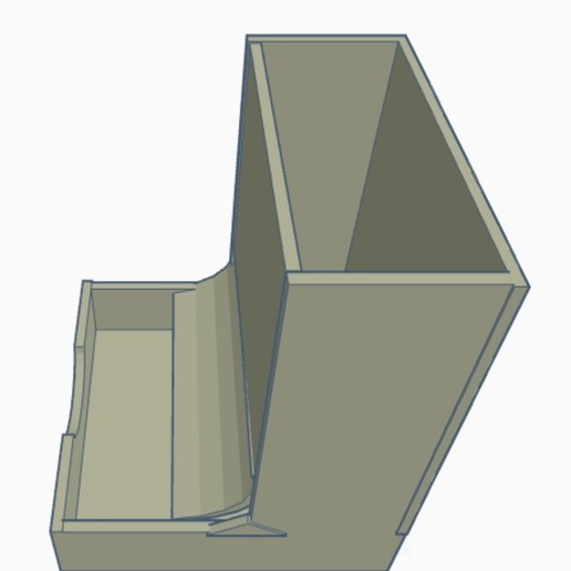Download free 3D printing templates Kreg coffee container , uttonken