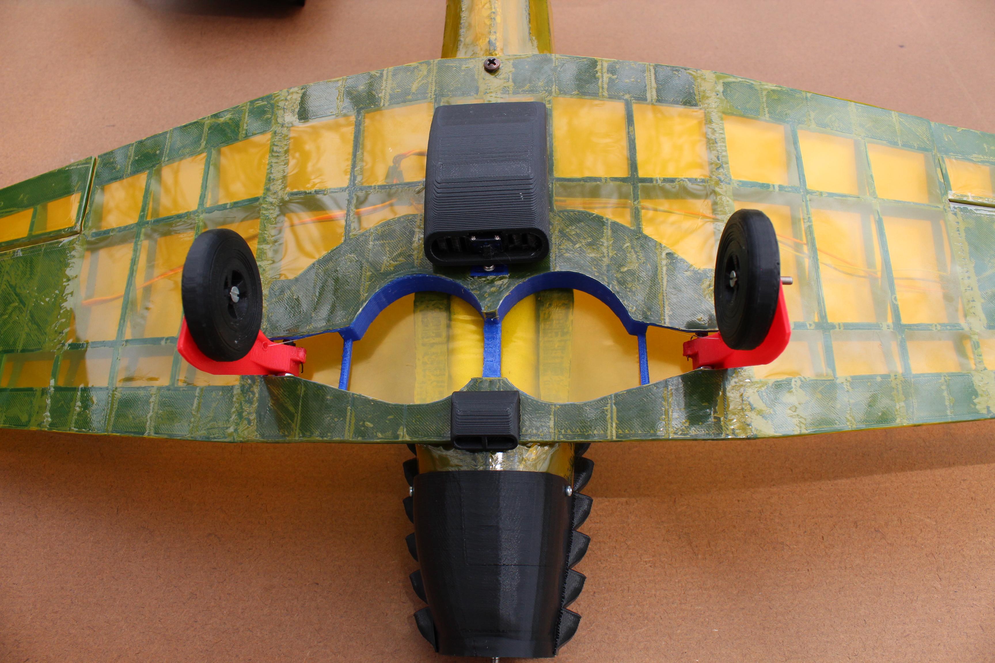 IMG_3671.JPG Télécharger fichier STL gratuit Full RC Hawker Hurricane - projet imprimé 3D • Objet pour imprimante 3D, taciucmarius