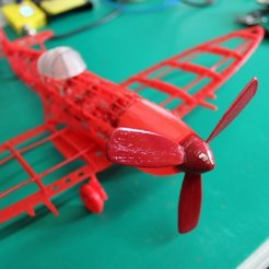 Download 3D printing templates Propellers for rubber band models and planes, taciucmarius