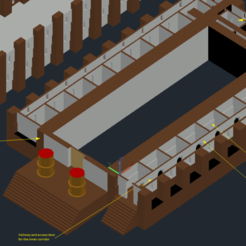 Download free 3D print files Solomon's Temple 955BC (my personal view), taciucmarius