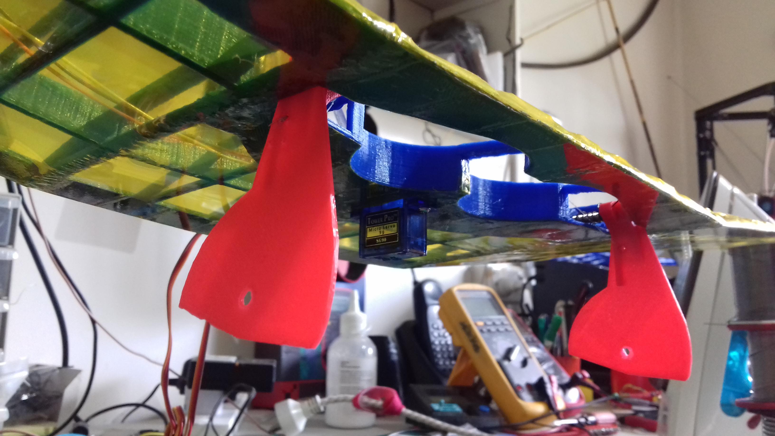 20190902_115802.jpg Télécharger fichier STL gratuit Full RC Hawker Hurricane - projet imprimé 3D • Objet pour imprimante 3D, taciucmarius