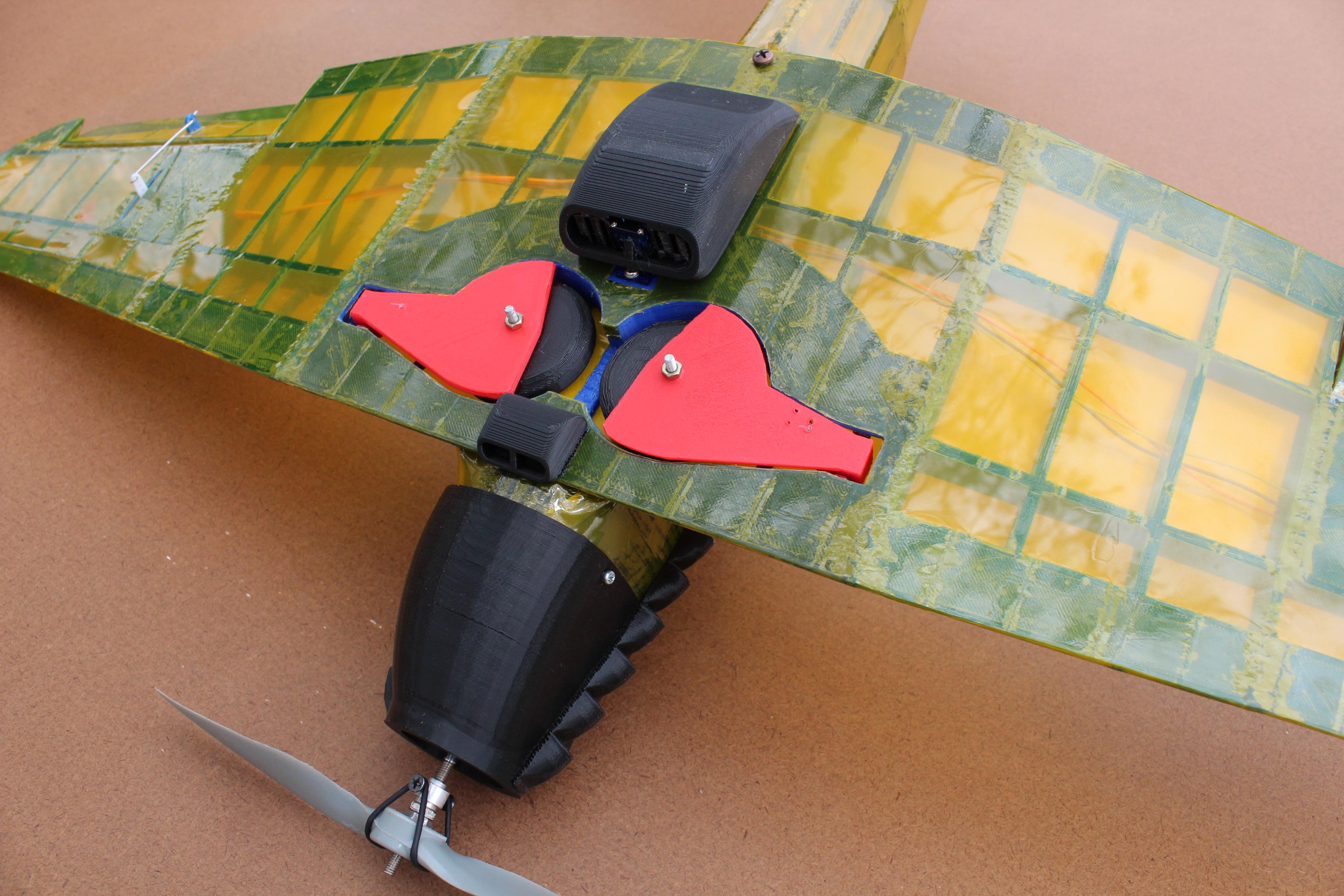 IMG_3673.JPG Télécharger fichier STL gratuit Full RC Hawker Hurricane - projet imprimé 3D • Objet pour imprimante 3D, taciucmarius