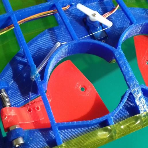 20190902_115849.jpg Télécharger fichier STL gratuit Full RC Hawker Hurricane - projet imprimé 3D • Objet pour imprimante 3D, taciucmarius