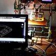 Download free 3D printing templates Key chain organizer replacement part, taciucmarius