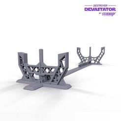 Télécharger objet 3D Base pour Destroyer - The DEVASTATOR, Studiopk