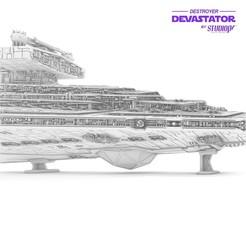 1.jpg Télécharger fichier STL BASE POUR DESTROYER v2 - THE DEVASTATOR  • Design pour imprimante 3D, Studiopk