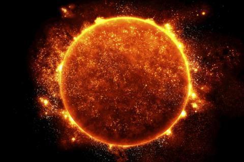 240182-nasa-anuncia-su-primera-mision-atmosfera-sol.jpg Télécharger fichier STL gratuit Soleil (avec tempêtes de plasma) • Objet imprimable en 3D, szadros