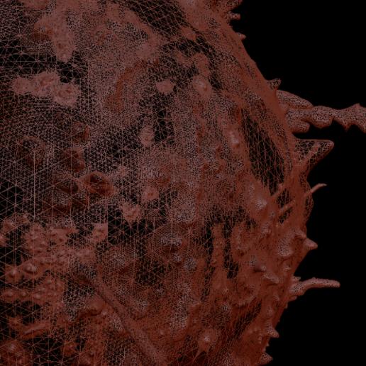 Screenshot_20200424-034703.png Télécharger fichier STL gratuit Soleil (avec tempêtes de plasma) • Objet imprimable en 3D, szadros