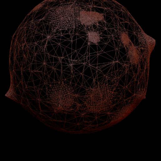 Screenshot_20200424-035737.png Télécharger fichier STL gratuit Soleil (avec tempêtes de plasma) • Objet imprimable en 3D, szadros