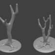 Download free 3D printer designs Wood bases and trees, Terrain4Print