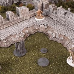 Download free STL file Markers for Scavenge run • 3D printer model, Terrain4Print