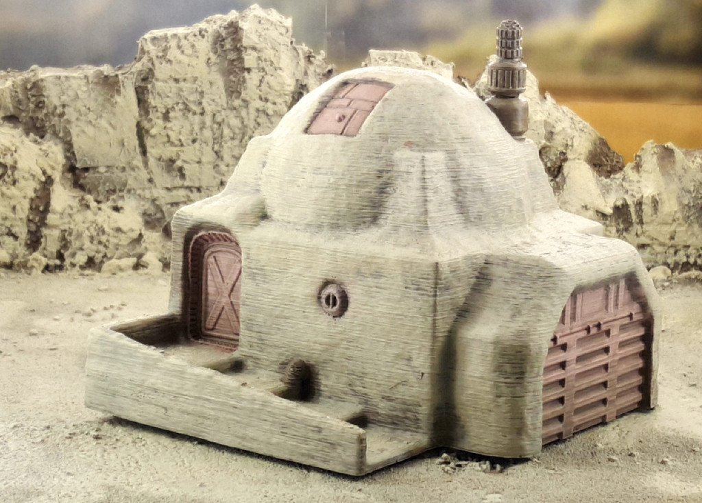 b5f2b6b9eebefc4df71ad1c8f155a84b_display_large.jpg Download free STL file Desert sci-fi buildings • 3D printer template, Terrain4Print