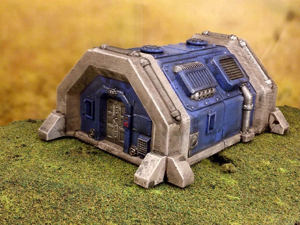 5919d80f7365db3c5b394b5c6202bd98_display_large.jpeg Télécharger fichier STL gratuit Sci-fi bunker bunker bunker 28mm • Design pour impression 3D, Terrain4Print