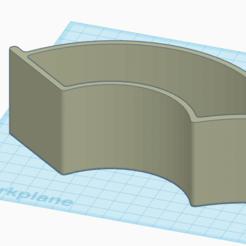 Download 3D printing files MT Filament Spool Tray, tinker3dmodel