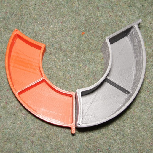 Download 3D printing templates mt-filament-spool-Extra-small-parts-trays, tinker3dmodel