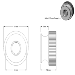 Screenshot_2019-09-16_at_09.40.23.png Download free STL file Flanged Knurled Thumb Nut • 3D printable template, tinker3dmodel