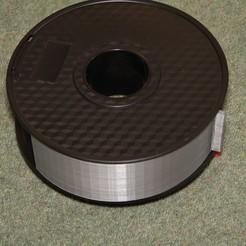 Download 3D printer files MT filament Spool: small parts trays, tinker3dmodel