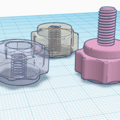 Screenshot 2019-10-01 at 19.32.23.png Download STL file 3 VERSIONS OF SAME 8 GRIP KNOB • Object to 3D print, tinker3dmodel