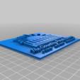 Descargar modelo 3D gratis Country Porch Swing v2, peterpeter