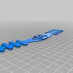bulldog_basic_strap.png Download free STL file Bulldog Basic Strap • 3D printer model, peterpeter