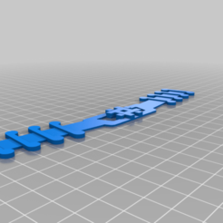 bFZqRKfk8FT.png Download free STL file Zero Reason Basic Head Strap • Template to 3D print, peterpeter