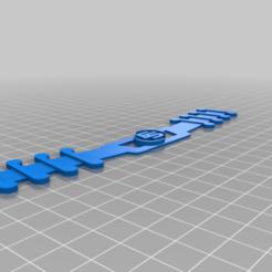 excelsior_springs_basic_head_strap.png Download free STL file Excelsior Springs Basic Head Strap • 3D printer design, peterpeter