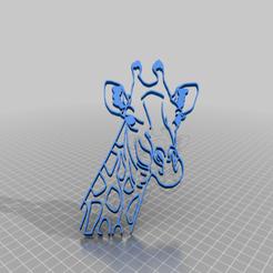 Descargar modelos 3D gratis Jirafa 1, peterpeter