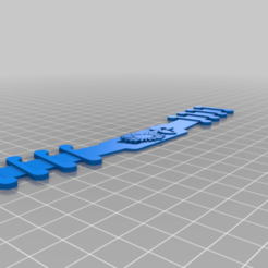 lhrc_basic_strap.png Download free STL file LHRC Basic Strap • 3D print design, peterpeter