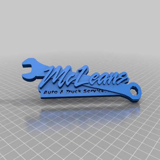 Impresiones 3D gratis McLeans Auto y Truck Paola, peterpeter
