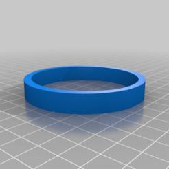 Descargar modelos 3D gratis Círculo abierto delgado, peterpeter