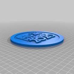 ihYRLZ2UzdT.png Download free STL file Biden Harris Circle • 3D printing object, peterpeter
