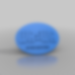 Descargar archivos 3D gratis El signo del rebaño Wa Wa en el círculo, peterpeter