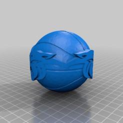 Descargar diseños 3D gratis Paola Panther Head en el baloncesto, peterpeter