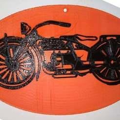 Impresiones 3D gratis 1919 Harley, peterpeter
