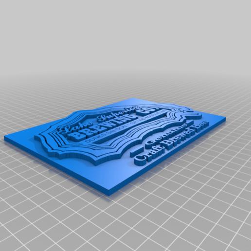 Descargar archivo 3D gratis Salón Dunes - Grand Marais, MI, peterpeter