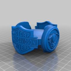 Télécharger fichier imprimante 3D gratuit Harley Ring Clanger, peterpeter