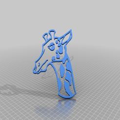 Download free 3D printer files Giraffe 2, peterpeter