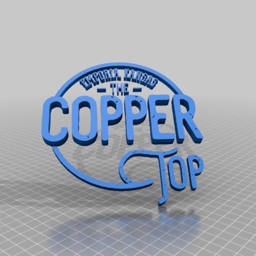 Descargar STL gratis Emporia de cobre, peterpeter