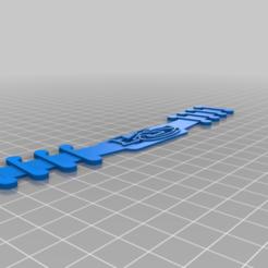 Télécharger fichier imprimante 3D gratuit KC de la part des chefs Sangle de tête de base, peterpeter