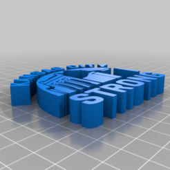 kc_strong.png Download free STL file KC Strong • 3D printer template, peterpeter