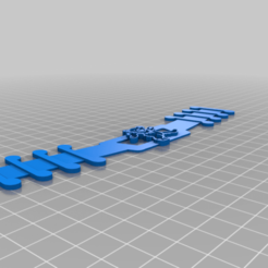 toms_dancing_blue_bear_basic_head_strap.png Download free STL file Toms Dancing Blue Bear Basic Head Strap • 3D printing design, peterpeter