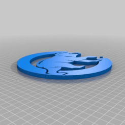 Descargar Modelos 3D para imprimir gratis Chicago Cubs 1, peterpeter