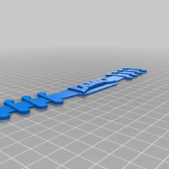 lang_chevrolet_basic_head_strap.png Download free STL file Lang Chevrolet Basic Head Strap • 3D printable design, peterpeter