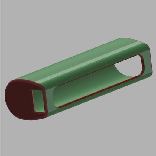 JUSTFOG_J-EASY_9_E-Cig_Cover_02[1].jpg Télécharger fichier STL gratuit JUSTFOG J-EASY 9 E-Cig Cover & Atomizer Protection • Modèle pour impression 3D, ea3dp