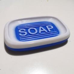 SOAP_HOLDER_1[1].jpg Download STL file SOAP HOLDER • 3D print design, ea3dp