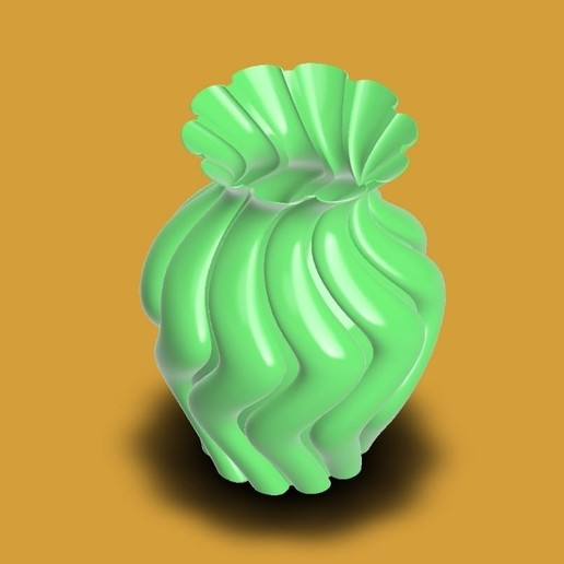 ROUNDED_TWISTED_VASE_03[1].jpg Download free STL file ROUNDED TWISTED VASE • Model to 3D print, ea3dp
